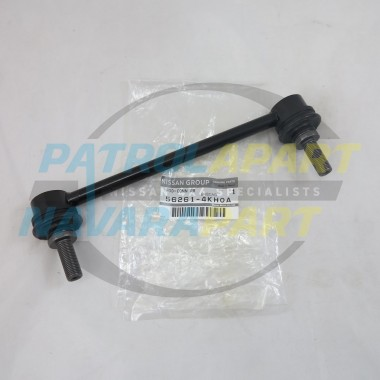 Genuine Nissan Navara D23 NP300 Rear Sway Bar Link upto 06/2016