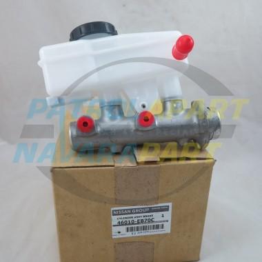 Genuine Nissan Navara D40 Thai MNT YD25 Brake Master Cylinder