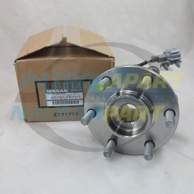 Genuine Nissan Navara D40 R51 VSK YD25 VQ40 Front Wheel Hub