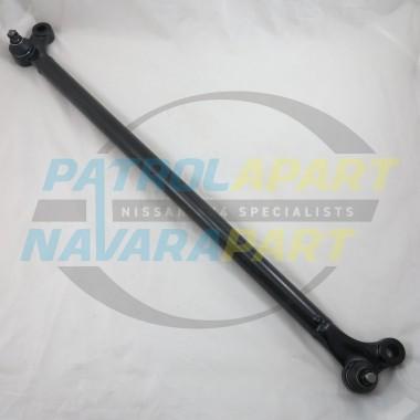 Heavy Duty Relay Drag Link Tie Rod Assembly suit Nissan Navara D22 4WD