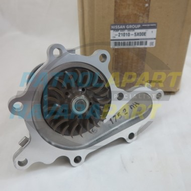 Genuine Nissan Navara D40 R51 VSK YD25 Water Pump 01/2010 on