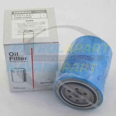 Genuine Nissan Navara D22 Diesel Oil Filter TD27 QD32