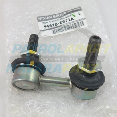 Genuine Nissan Navara D40 Thai RH Right Hand Front Sway Bar Link