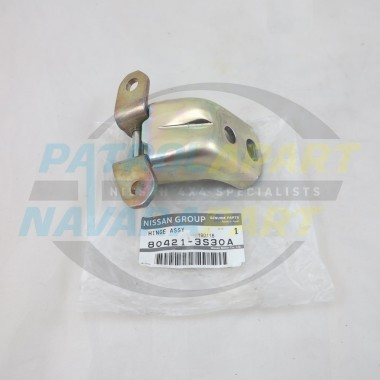 Genuine Nissan Navara D22 Front LH Left Hand Lower Door Hinge