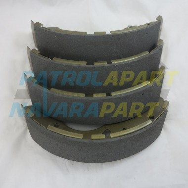 Nissan Navara D40 Thai MNT YD25 2.5L Rear Brake Shoes