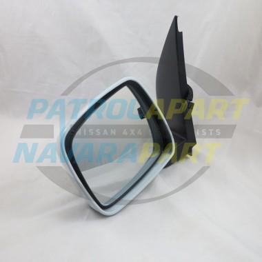 LH Left Hand Electric Chrome Mirror suit Nissan Navara D40 MNT Thai