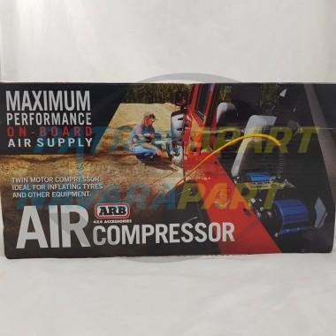 ARB Air Compressor Twin Motor On-Board Max Performance 12V