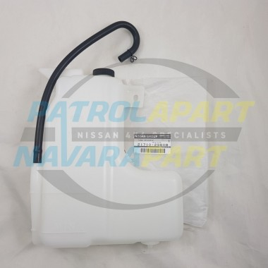 Genuine Nissan Navara D22 YD25 Diesel Radiator Overflow Bottle