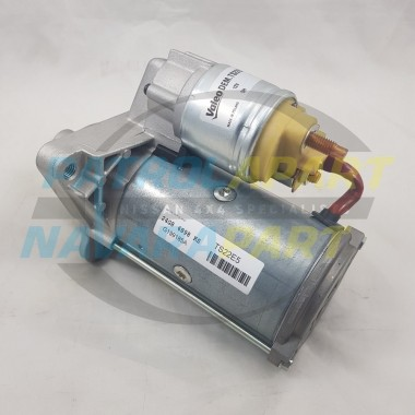 Valeo Starter Motor for Nissan Navara D23 NP300 YS23 M9T 2015 on
