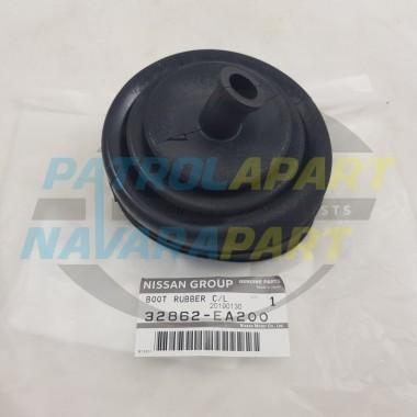 Genuine Nissan Navara D40 VSK YD25 VQ40 Gearstick Boot