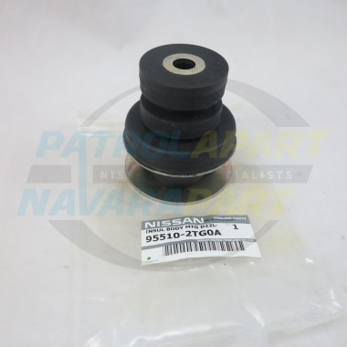 Genuine Nissan Navara D22 Jap Thai Row 1 Front Rubber Body Mount