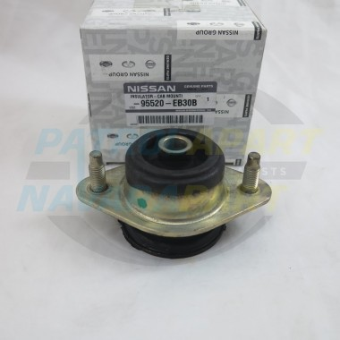 Genuine Nissan Navara D40 VSK 2nd Row Body Mount before 01/2010