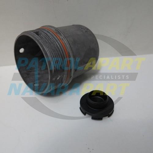 Oil Filter Housing ZD30  s/h