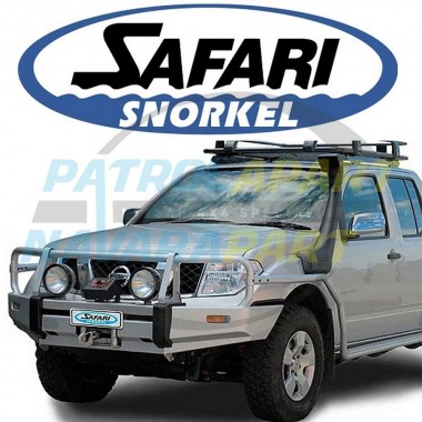 Nissan D40 Navara Thai YD25 Genuine Safari Snorkel 2008 on