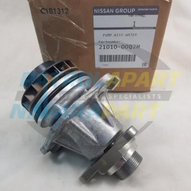 Genuine Nissan Navara D23 NP300 M9T YS23 2.3L Diesel Water Pump