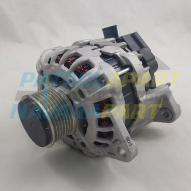 Bosch Alternator suit Nissan Navara D23 NP300 Diesel 2.3L YS23 120A