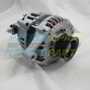 100Amp Alternator for Nissan Navara D22 ZD30 with Fixed Pulley