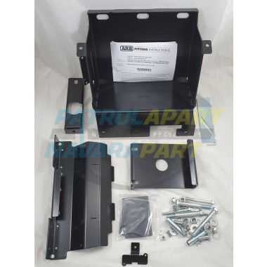 ARB Dual Battery Tray under Chassis for Nissan Navara D23 NP300