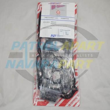 Japanese KP VRS Gasket Set Suit Nissan Navara D40 4.0L Petrol VQ40