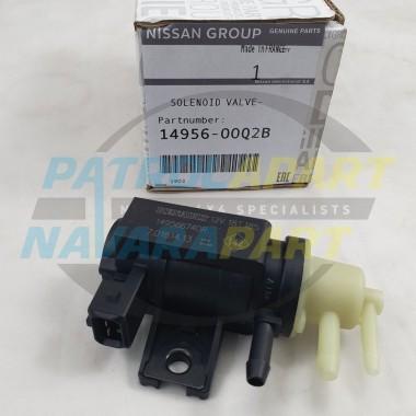 Genuine Nissan Navara D23 NP300 M9T Boost Control Valve Solenoid