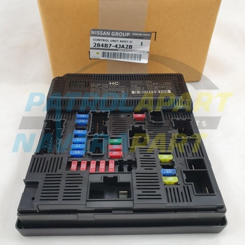 Genuine Nissan Navara D23 NP300 IPDM Control Unit Most Common