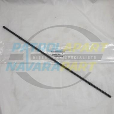 Genuine Nissan Navara D23 NP300 RH Drivers Side Wiper Blade Insert
