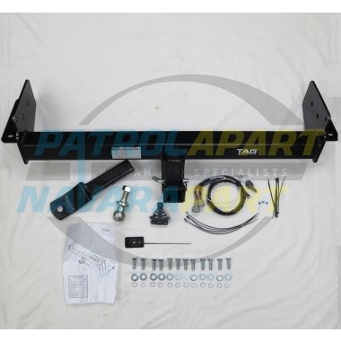 TAG 3.5T HD Tow Bar Kit suit Nissan Navara NP300 D23 Coil Spring