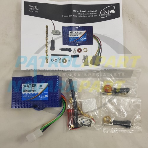 GSL Electronics Low Coolant / Water Level Indicator