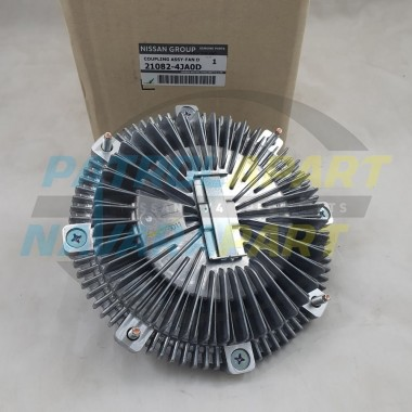 Genuine Nissan Navara D23 NP300 2.3L Diesel M9T YS23 Fan Viscous Hub
