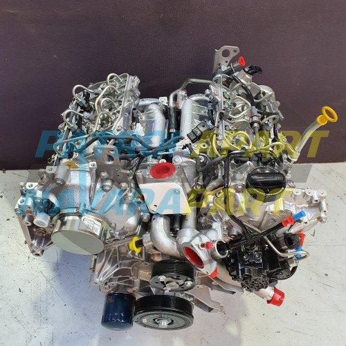 BRAND NEW Genuine Nissan Navara D40 V9X 3.0L Long Engine with Fuel System