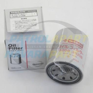 Genuine Nissan Navara D40 R51 Spanish VQ40 Oil Filter