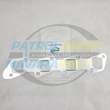 Exhaust Manifold Gasket for Nissan Navara D22 D40 R51 YD25
