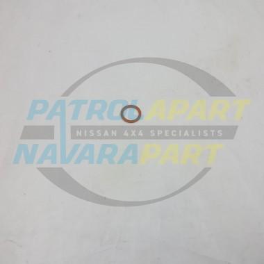 Nissan Patrol GQ GU Copper Washer - Rubber Brake Hose to Caliper