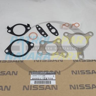 Genuine Nissan Navara D40 YD25 MNT Thai Turbo Gasket Kit