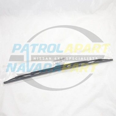 Genuine Nissan Navara D23 NP300 RH Drivers Side Wiper Blade Assembly