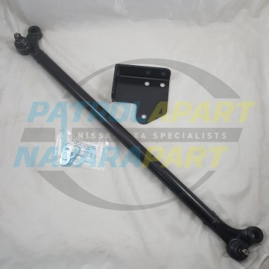 Heavy Duty Relay Drag Link Tie Rod Assembly for Nissan Navara D22 4WD