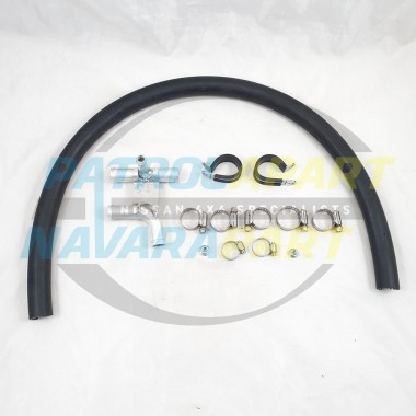 Firewall Coolant Pipe Conversion Kit for Nissan Navara D40 Pathfinder R51 YD25 VQ40