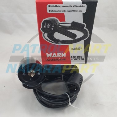 Warn Winch Controller Toggle Switch XD XP suit Navara Pathfinder