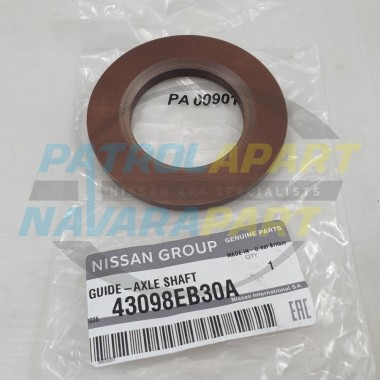 Genuine Nissan Navara D40 VSK YD25 VQ40 V9X Rear Axle Felt Spacer Seal
