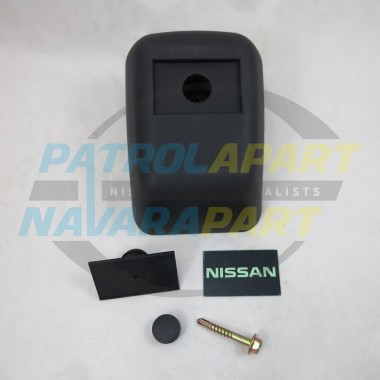 Genuine Nissan Navara Bumperette Kit D22 Alloy Bar RH
