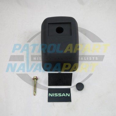 Genuine Nissan Navara Bumperette Kit D22 Alloy Bar LH