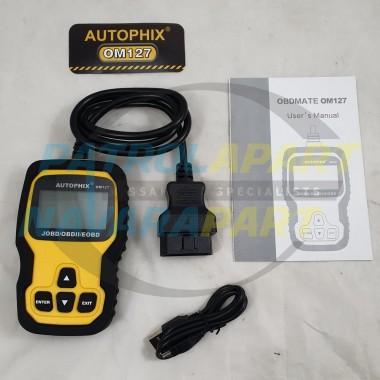 AUTOPHIX OM127 OBDII Scanner Tool JOBD Car Code Reader Japanese Models