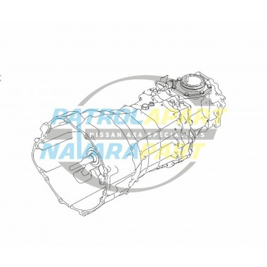 Genuine Nissan Navara D23 NP300 M9T YS23 Diesel Gearbox