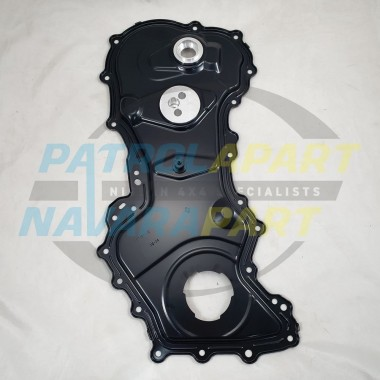 Genuine Nissan Navara D23 NP300 YS23 M9T Updated Late Model Timing Cover