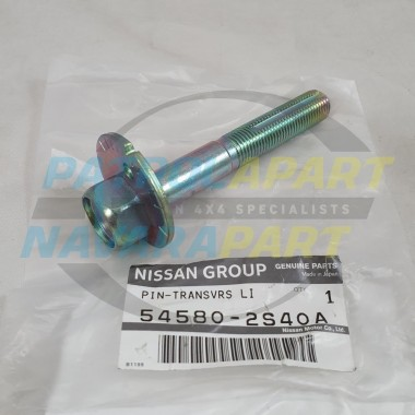 Genuine Nissan Navara D22 Upper Control Arm to Chassis Bolt