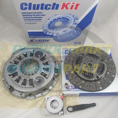 Exedy Clutch Kit for Nissan Navara D23 NP300 with Turbo Diesel Engine