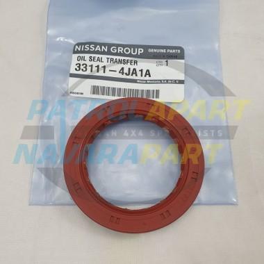 Nissan Navara D23 NP300 4WD Genuine Transfercase Input Seal M9T