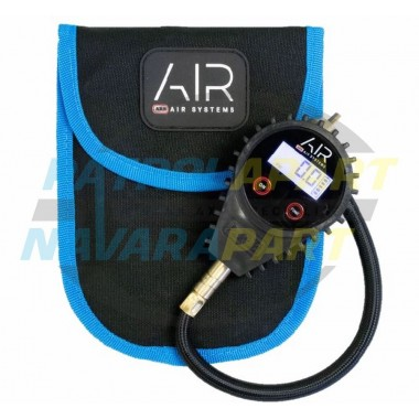 Premium E-Z Tyre Deflator by ARB With Digital Gauge & Chuck