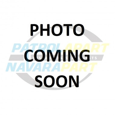 Genuine Nissan Navara D22 Jap & Thai Smoked Bonnet Protector