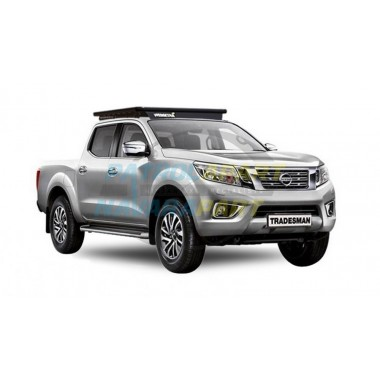 Wedgetail Roof Platform Rack for Nissan Navara D23 NP300 ST-X Dual Cab